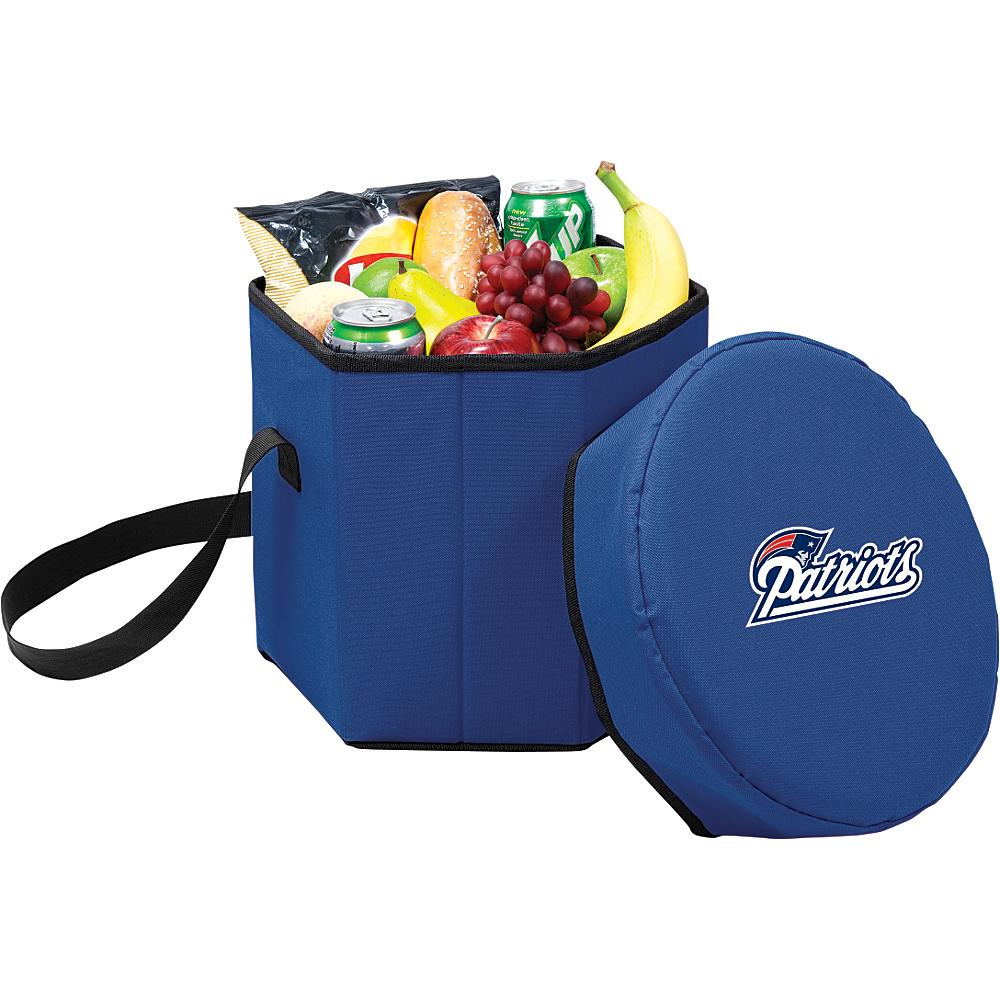 Picnic Time New England Patriots Bongo Cooler New England Patriots Navy - Picnic Time Outdoor Coolers - Outdoor, Outdoor Coolers