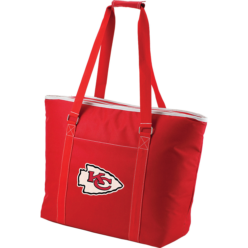 Picnic Time Kansas City Chiefs Tahoe Cooler Kansas City Chiefs Red - Picnic Time Outdoor Coolers - Outdoor, Outdoor Coolers