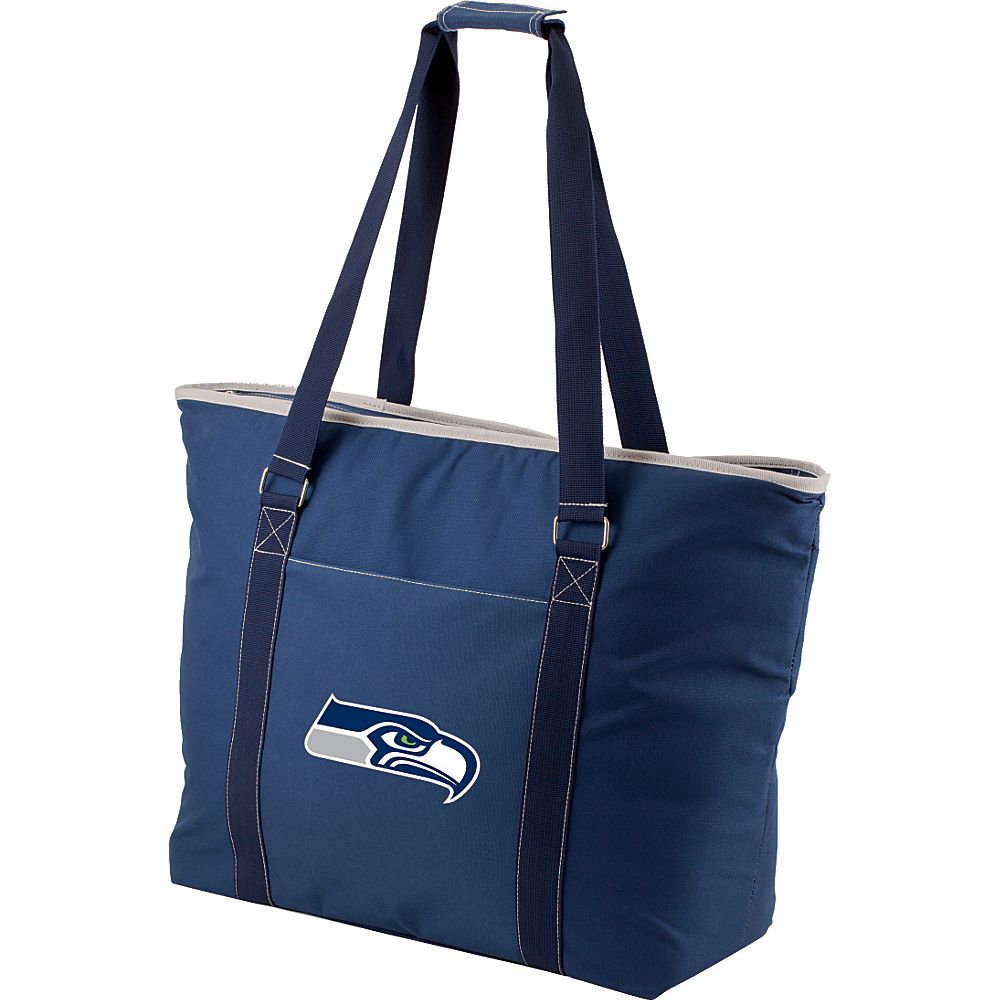 Picnic Time Seattle Seahawks Tahoe Cooler Seattle Seahawks Navy - Picnic Time Outdoor Coolers - Outdoor, Outdoor Coolers