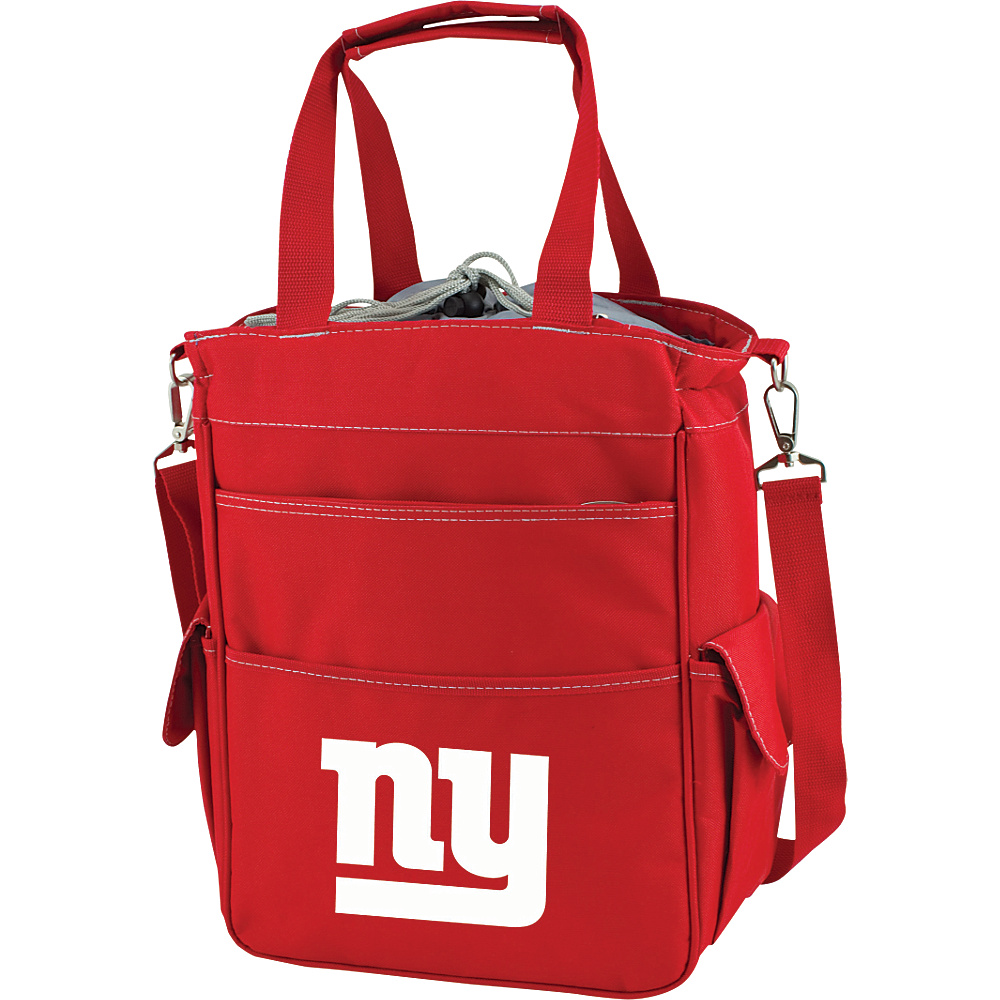 Picnic Time New York Giants Activo Cooler New York Giants Red - Picnic Time Outdoor Coolers - Outdoor, Outdoor Coolers