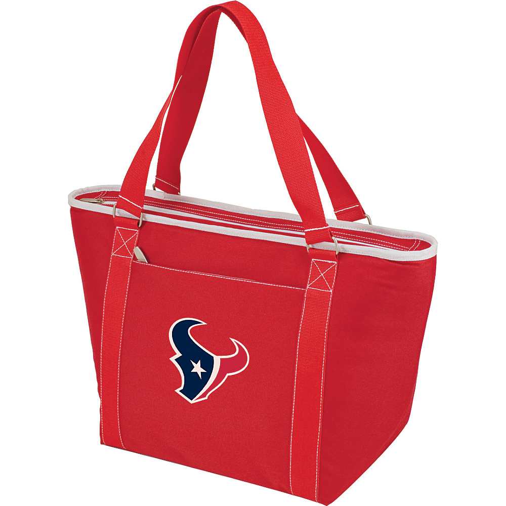 Picnic Time Houston Texans Topanga Cooler Houston Texans Red - Picnic Time Outdoor Coolers - Outdoor, Outdoor Coolers