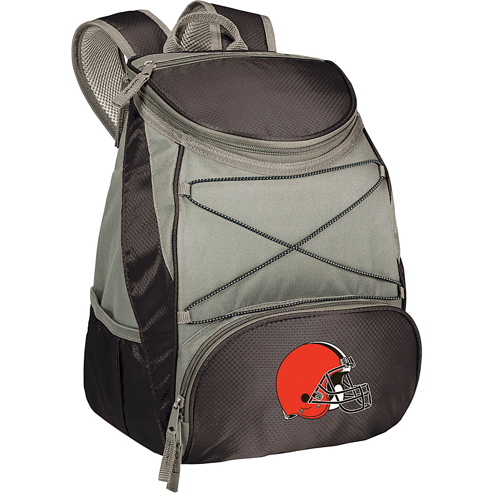 Picnic Time Cleveland Browns PTX Cooler Cleveland Browns Black - Picnic Time Outdoor Coolers - Outdoor, Outdoor Coolers