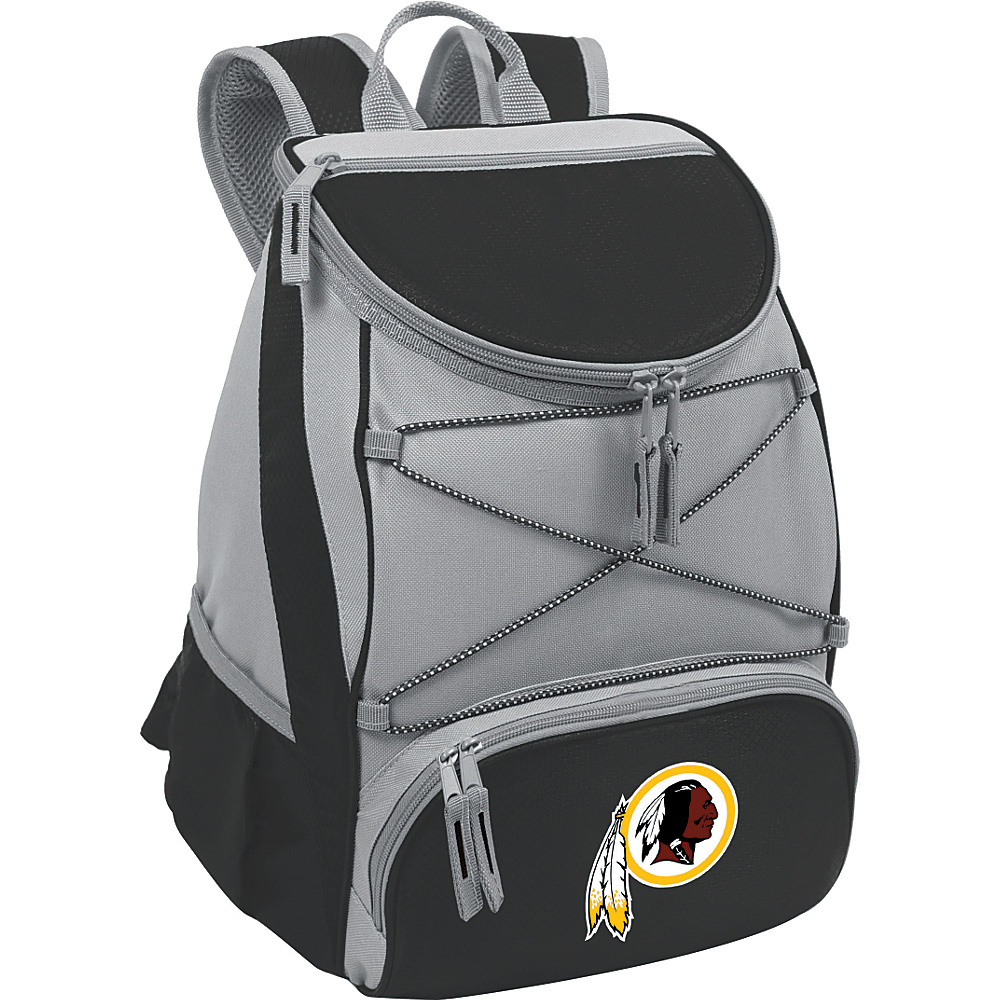 Picnic Time Washington Redskins PTX Cooler Washington Redskins Black - Picnic Time Outdoor Coolers - Outdoor, Outdoor Coolers