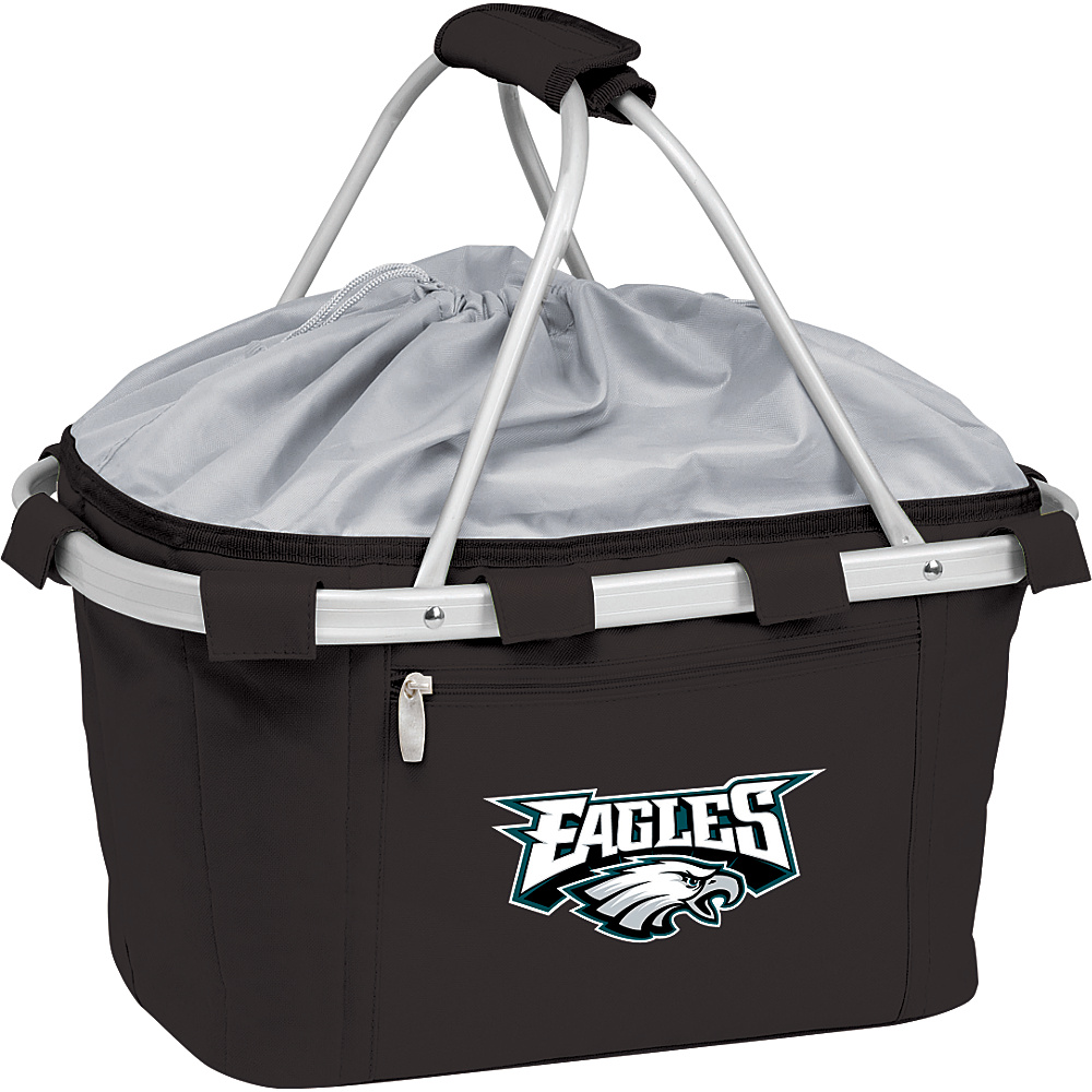 Picnic Time Philadelphia Eagles Metro Basket Philadelphia Eagles Black - Picnic Time Outdoor Coolers - Outdoor, Outdoor Coolers