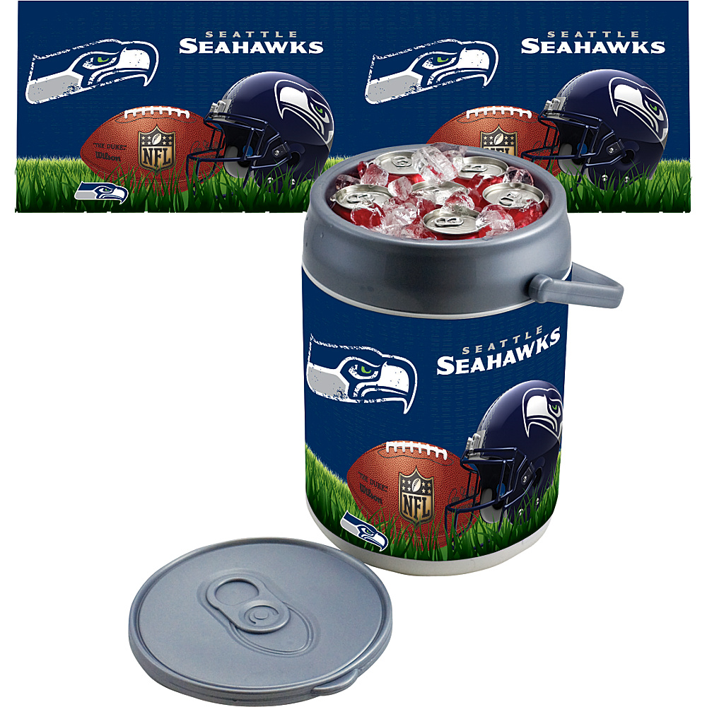 Picnic Time Seattle Seahawks Can Cooler Seattle Seahawks - Picnic Time Outdoor Coolers - Outdoor, Outdoor Coolers