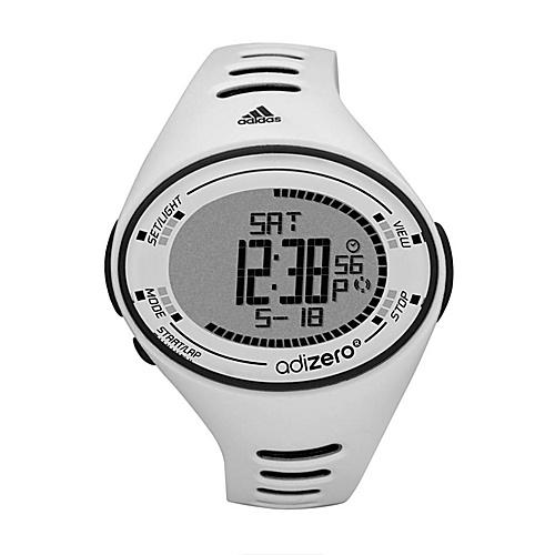 adidas originals Watches Adidas Performance Adizero White with Black - adidas originals Watches... (10218822 ADP3506-White) photo