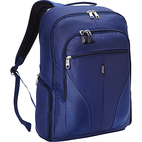 eBags eTech 2.0 Downloader Laptop Backpack Indigo - eBags Laptop Backpacks
