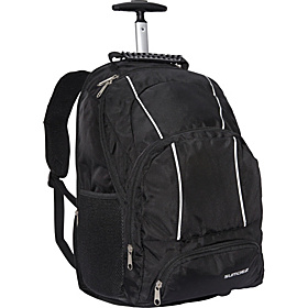 "Palo Alto Trolley Backpack - 15.6""  Black"