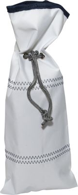 SailorBags Sailcloth Wine Bag White - SailorBags Outdoor Accessories