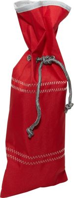 SailorBags Sailcloth Wine Bag Red - SailorBags Outdoor Accessories