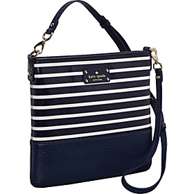 Grove Court Stripe-Cora Navy/Cream