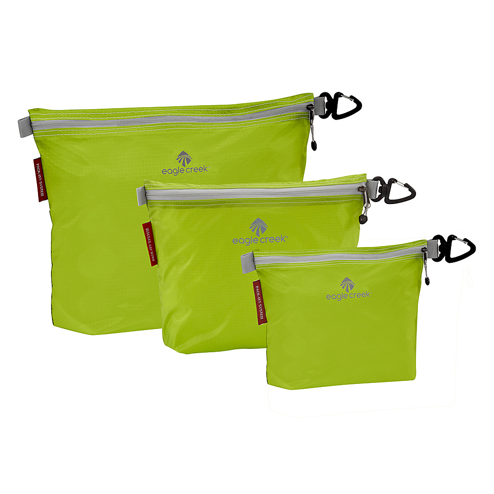 Eagle Creek Pack-it Specter Sac Set Strobe Green - Eagle Creek Travel Organizers - Travel Accessories, Travel Organizers