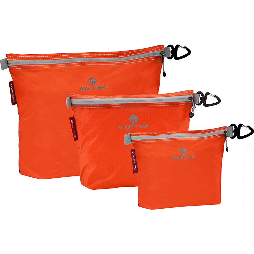 Eagle Creek Pack-it Specter Sac Set Flame Orange - Eagle Creek Travel Organizers - Travel Accessories, Travel Organizers