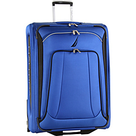 Charter 28'' Wheeled Suitcase Cobalt blue/black