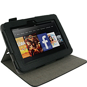 "Dual-View Case for Kindle Fire HD 7"" Black"