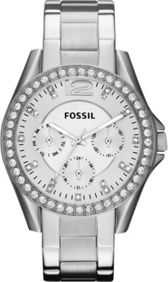 Fossil Riley Silver - Fossil Watches