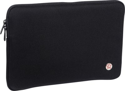 TOKEN Crosstown 11 inch Laptop Sleeve Black - TOKEN Electronic Cases