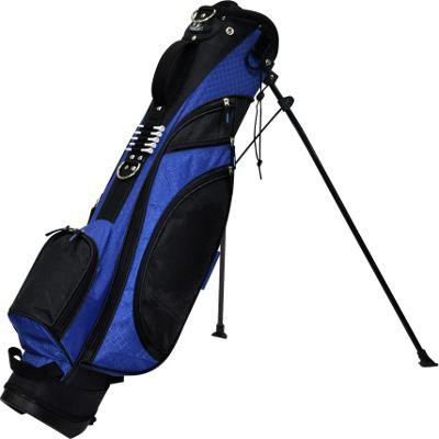 RJ Golf Typhoon Stand Bag Blue