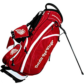 NHL Detroit Red Wings Fairway Stand Bag Red