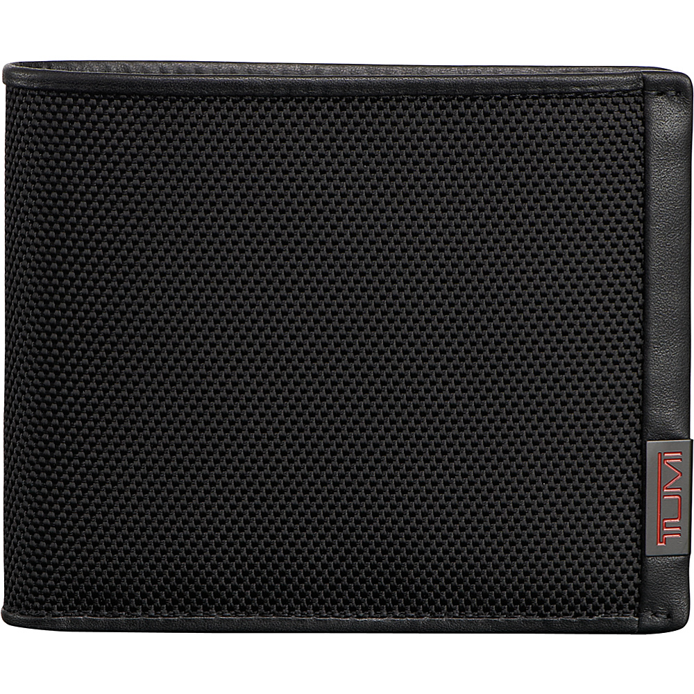 Tumi Alpha Global Wallet w/ Coin Pocket Black - Tumi Mens Wallets - Work Bags & Briefcases, Men's Wallets