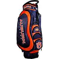 Team Golf NCAA Auburn University Tigers Medalist Cart Bag Blue - Team Golf Golf Bags