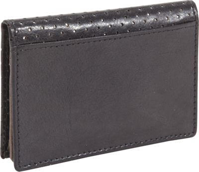 Dopp RFID Black Ops Business Card Case Black - Dopp Business Accessories