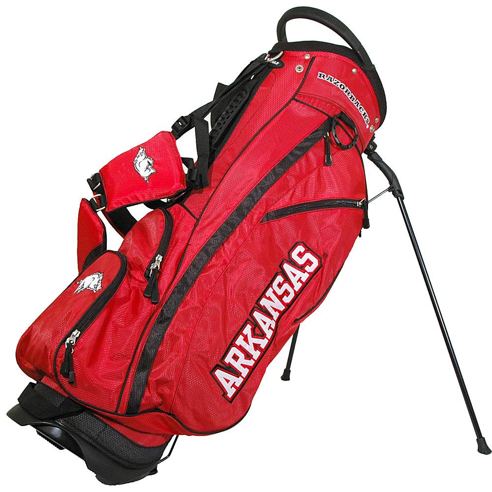 Team Golf USA NCAA University of Arkansas Razorbacks Fairway Stand Bag Red - Team Golf USA Golf Bags