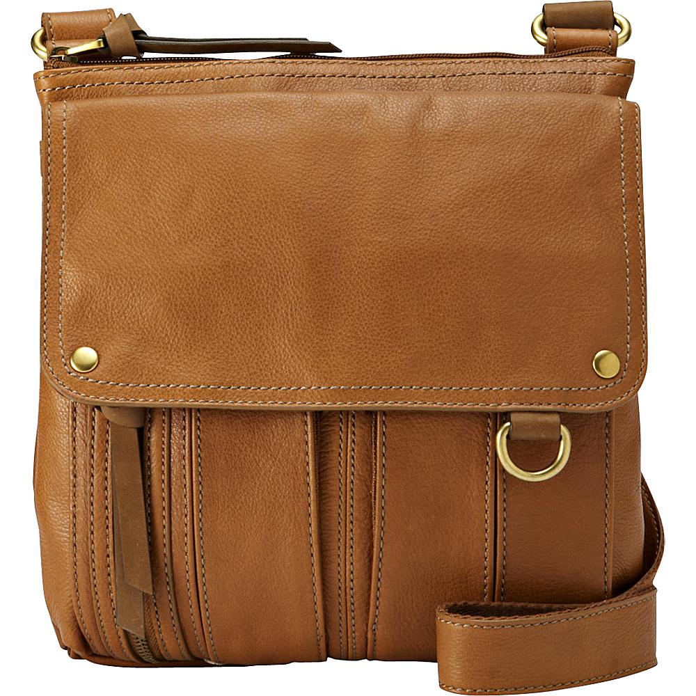 Fossil Morgan Traveler Saddle - Fossil Leather Handbags
