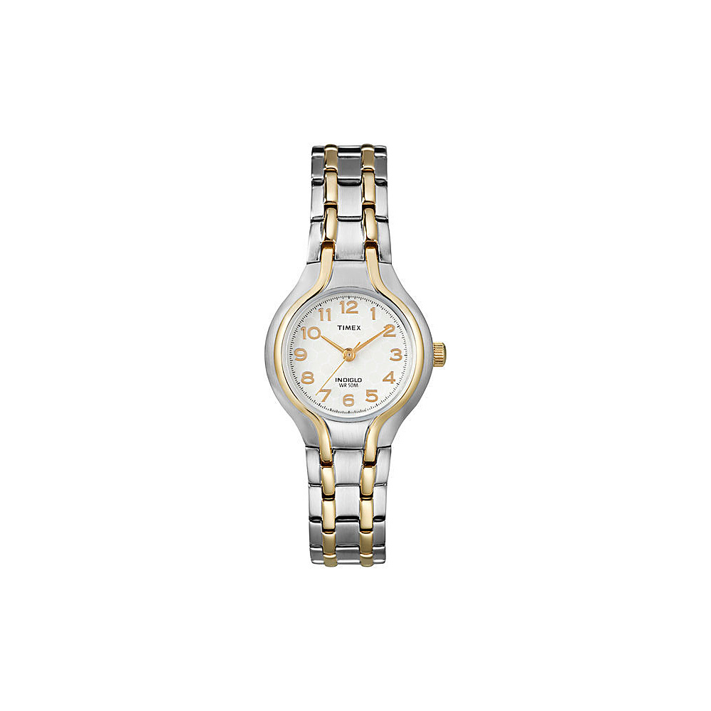 Timex Women's Dress Watch Silver tone and Gold tone - Timex Watches
