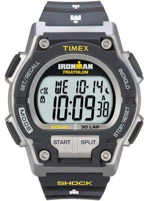 Timex Men's Ironman Watch Black - Timex Watches