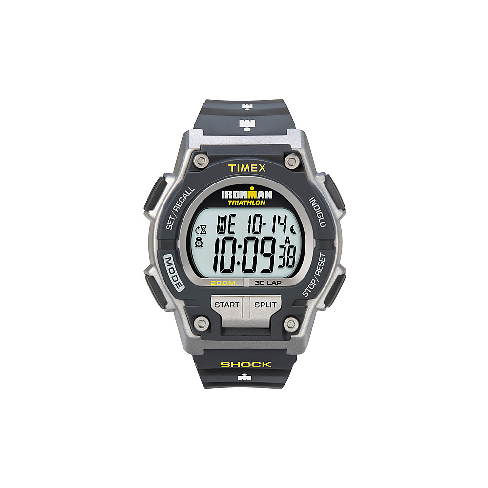 Timex Men's Ironman Watch Black - Timex Watches