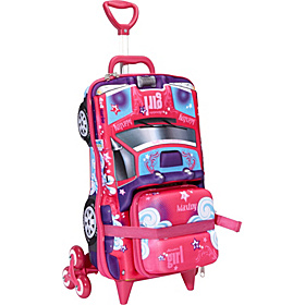 Pickup Star Roller Bag Pink