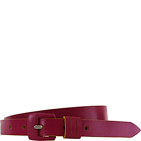 Audrey Square Cov Buckle Pant Berry - Large