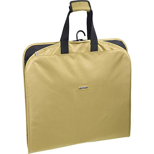 "Wally Bags 45"" Slim Garment Bag Khaki - Wally Bags Garment Bags"