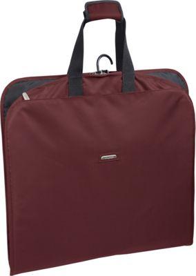 Wally Bags 45 inch Slim Garment Bag Port - Wally Bags Garment Bags