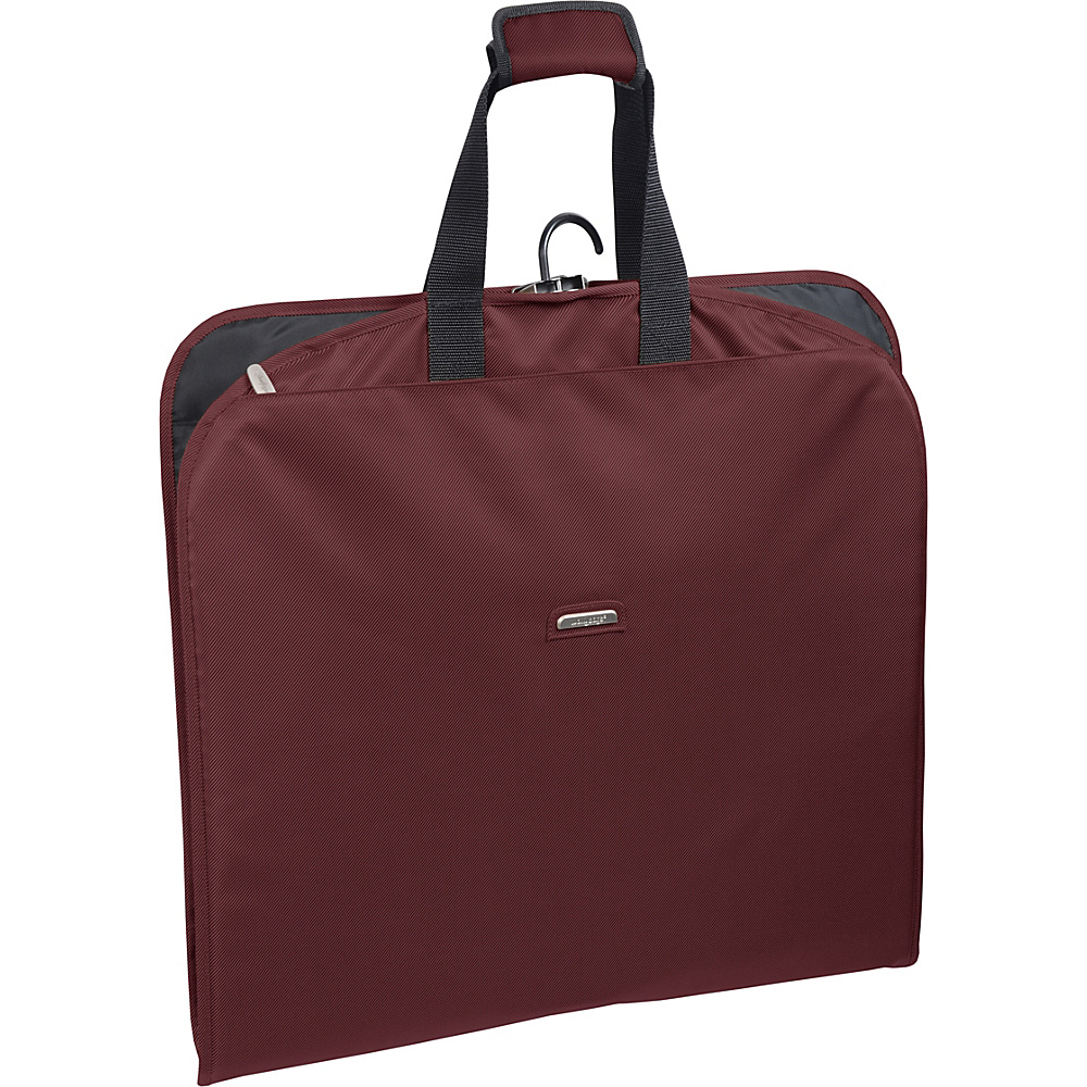 "Wally Bags 45"" Slim Garment Bag Port - Wally Bags Garment Bags"