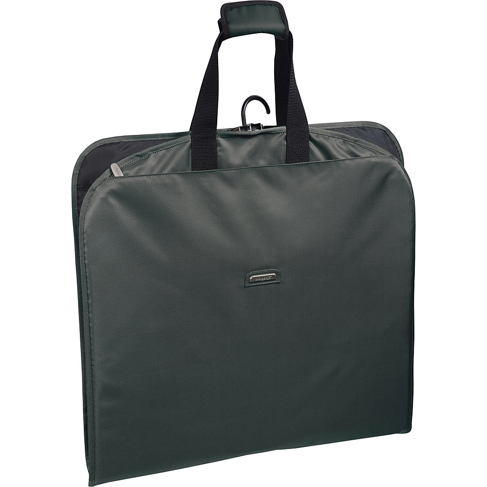 "Wally Bags 45"" Slim Garment Bag Grey - Wally Bags Garment Bags"