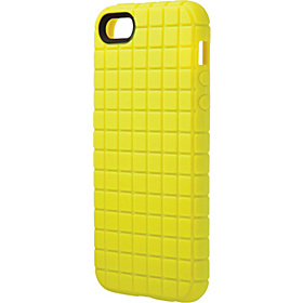 iPhone 5 Pixelskin Case Lemongrass Yellow