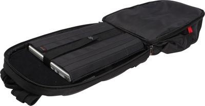 Samsonite Tectonic PFT 17 inch Backpack Black/Red - Samsonite Laptop Backpacks