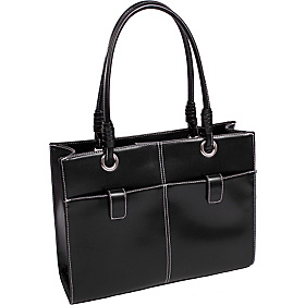 Angelina Ladies' Business Tote Black