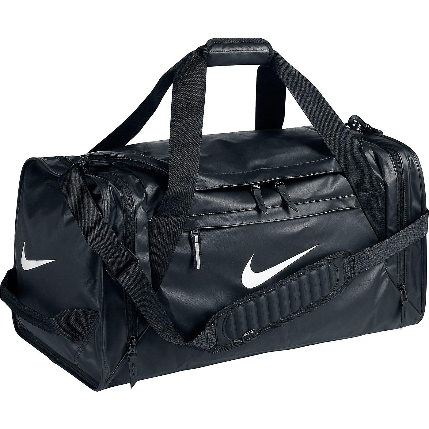 32fdea1f24 eBags. Ultimatum Max Air Medium Duffel Black Black (White) Nike All Purpose  Duff