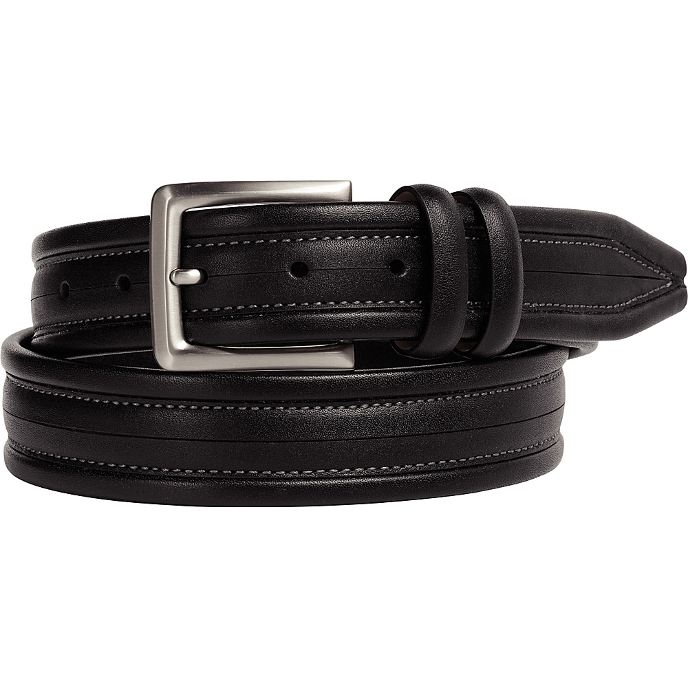 Johnston Murphy Center Scored Belt Black Size 40 Johnston Murphy Other Fashion Accessories