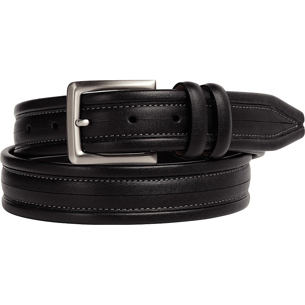Johnston Murphy Center Scored Belt Black Size 44 Johnston Murphy Other Fashion Accessories