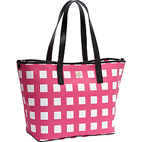 Checker Place Harmony Baby Bag Agata Pink/Clotted Cream