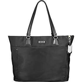 Voyageur Mansion Carry-All Tote Black