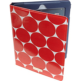 Deborah Dot iPad Folio Pompei/Cream
