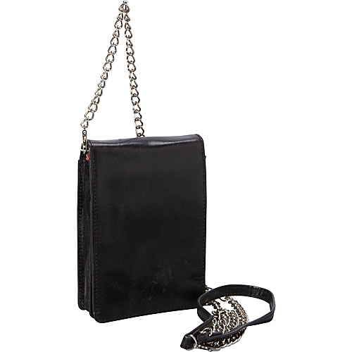 Hobo Amity Crossbody Black - Hobo Leather Handbags