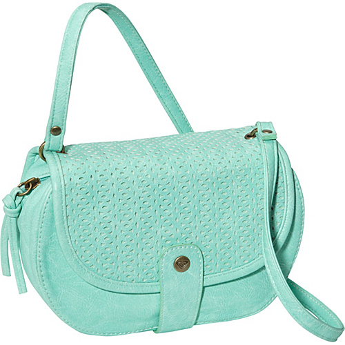 Roxy Class Act Crossbody Cabbage - Roxy Junior Handbags