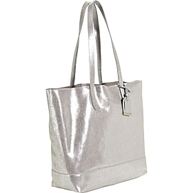 Printed Haven Tote Argento Print