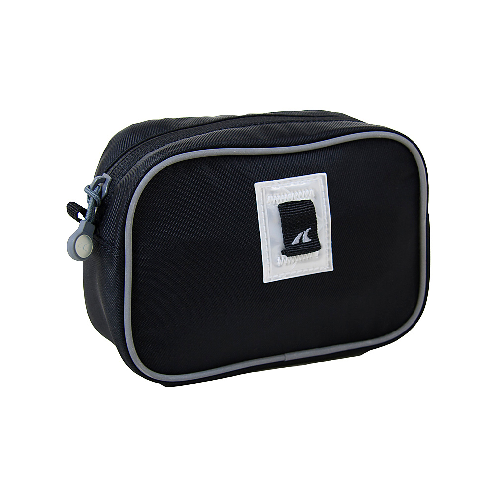 Detours Day Pass Handlebar Bag Black - Detours Other Sports Bags